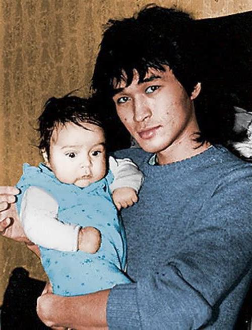 Son of Viktor Tsoi