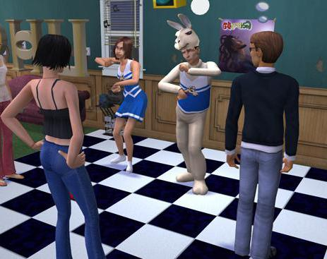 the sims 2 university