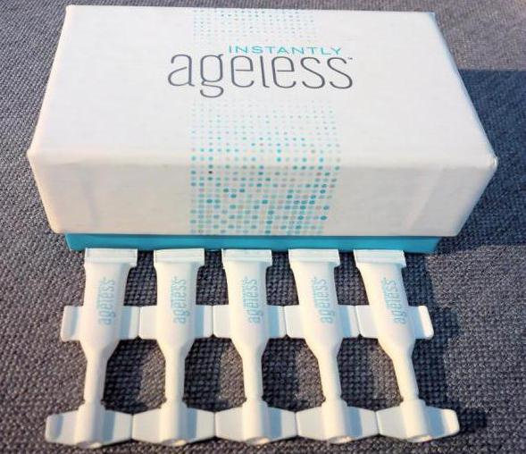 instantly ageless от морщин
