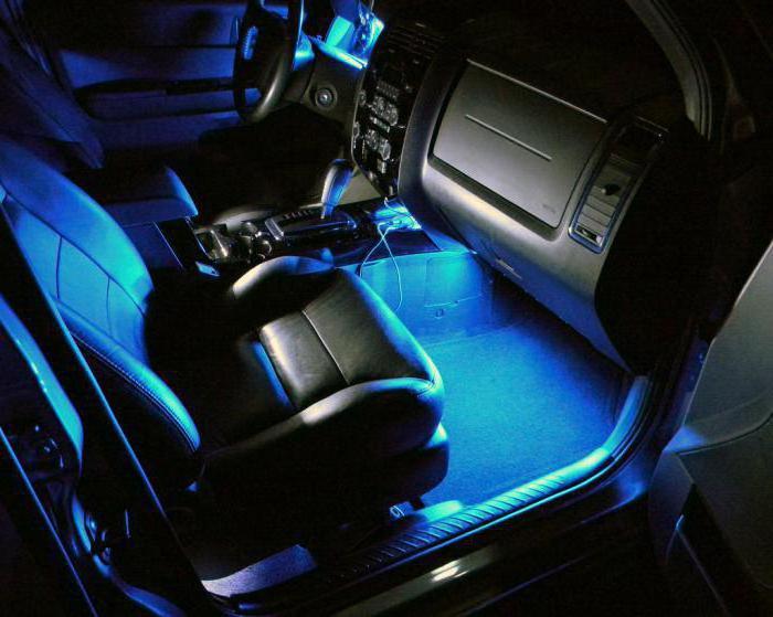 super bright LEDs for cars