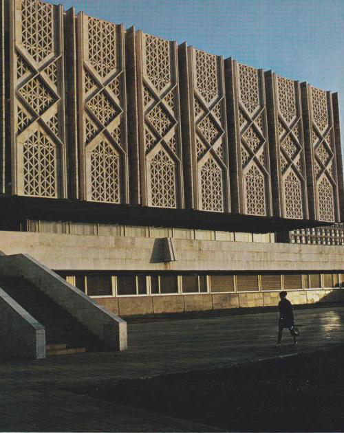 outstanding buildings of Eugene Rozanova