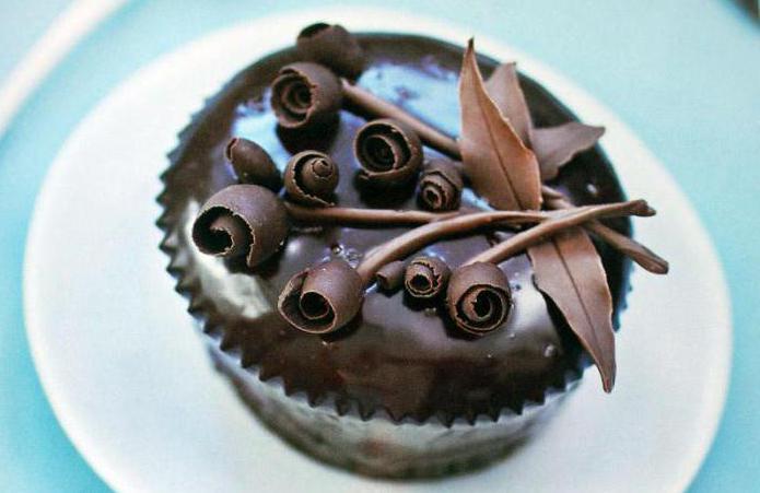 Украшение из шоколада в домашних условиях фото 71
