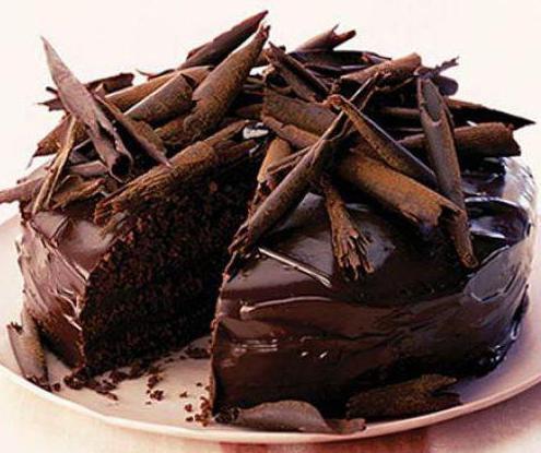 украшение тортов шоколадом в домашних условиях фото
