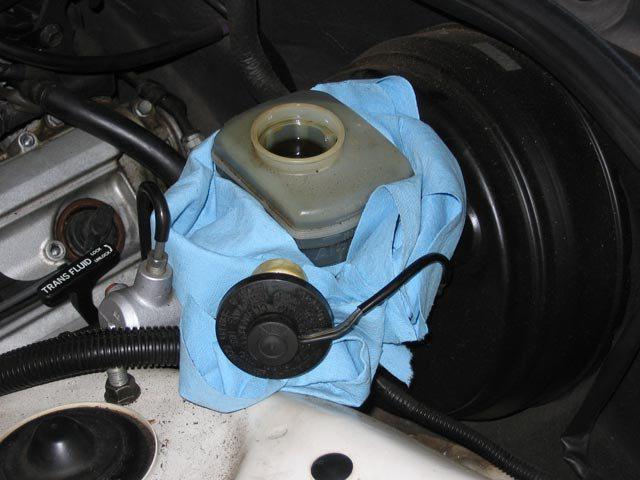 Передняя тормозная система ваз 2110