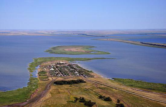 озеро Чаны. Россия