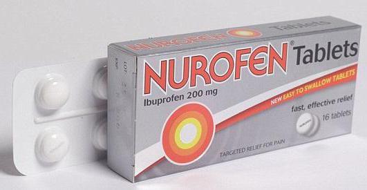пенталгин или нурофен