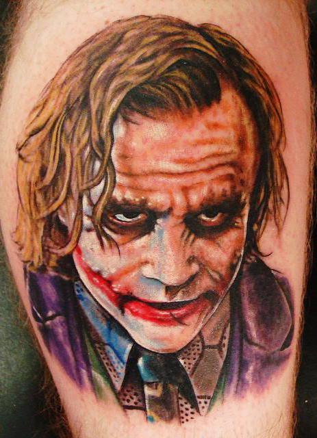 tattoo joker meaning