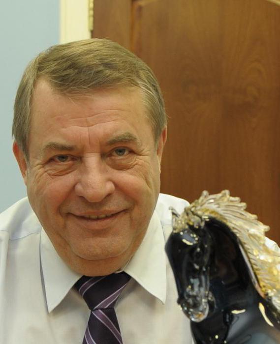 Politician Gennady Seleznev