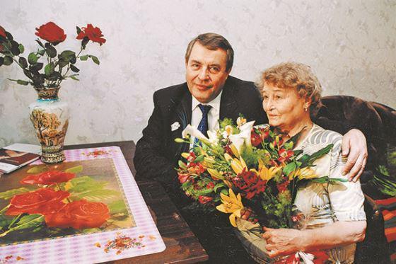Gennady Seleznev biography photo