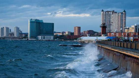 Climate of Vladivostok