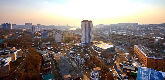 Far East of Vladivostok