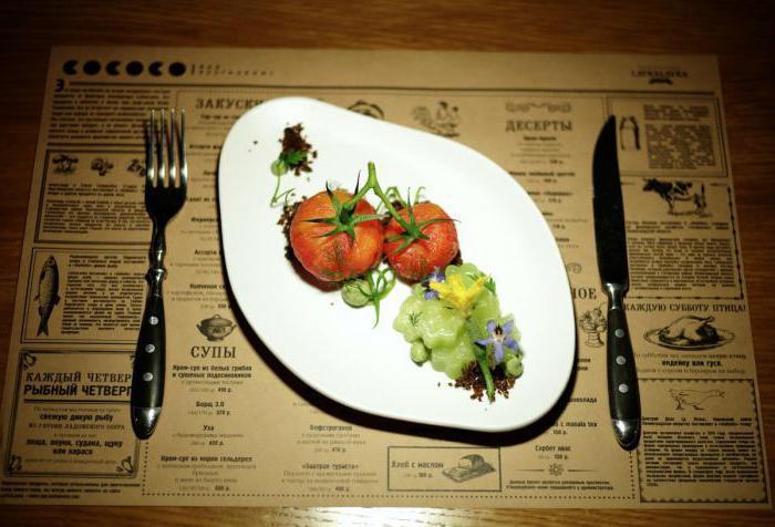 restaurant coco reviews
