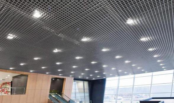 suspended ceiling grilyato price per m2