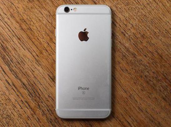 айфон 6s характеристики
