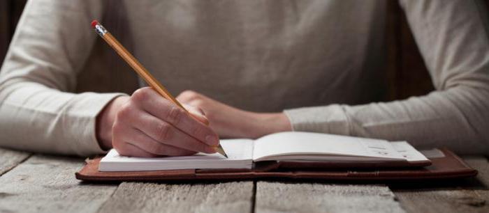 как правильно писать заявление