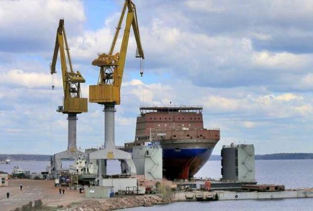 icebreaker Krasin Vladivostok