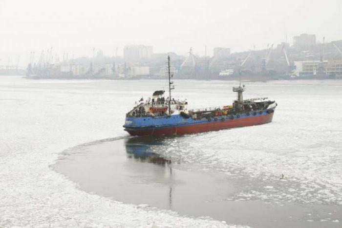 icebreaker Murmansk Vladivostok