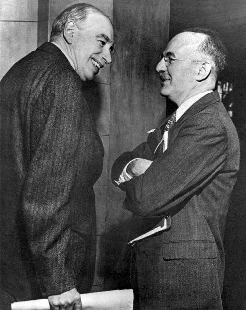 джон мейнард кейнс биография кратко