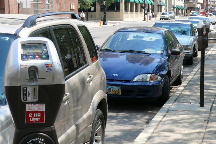 парковочное место размеры для инвалидов