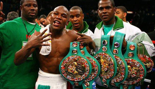 top boxers of the world