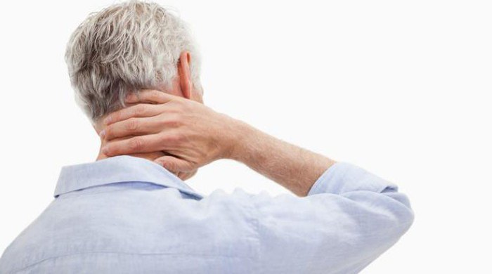 panic attacks in cervical osteochondrosis symptoms
