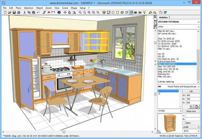 программа для проектипрования кухни икеа