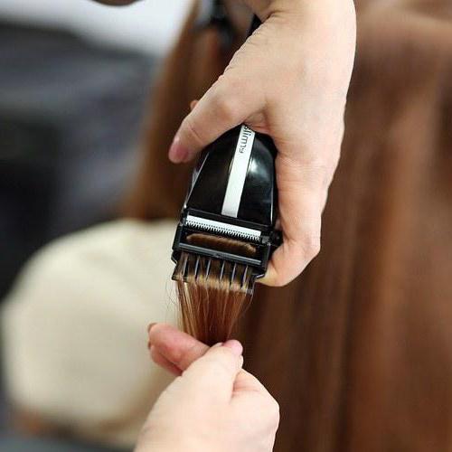 насадка на машинку для полировки волос
