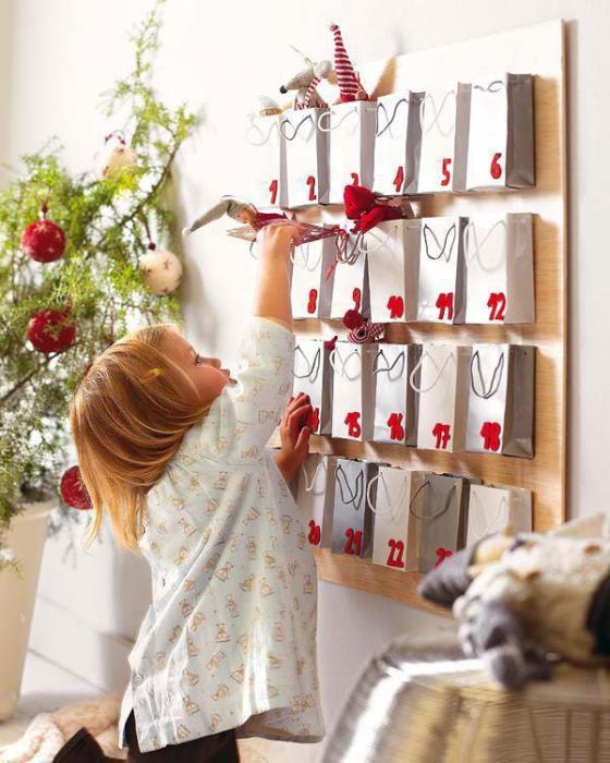 Адвент идеи для подарков