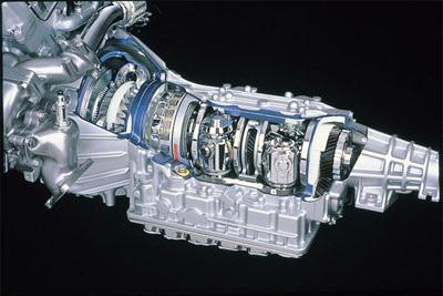 CVT коробка передач