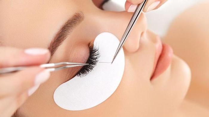 eyelash extensions which species