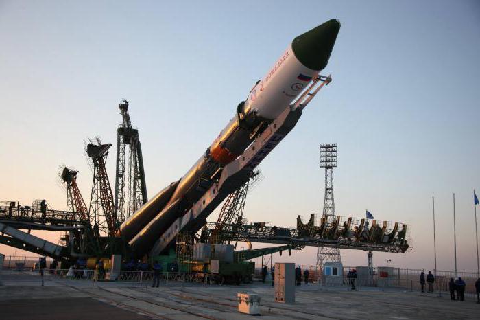 full mass of carrier rocket union