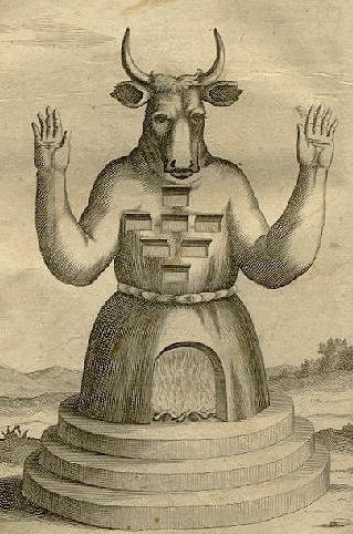 mythology moloch