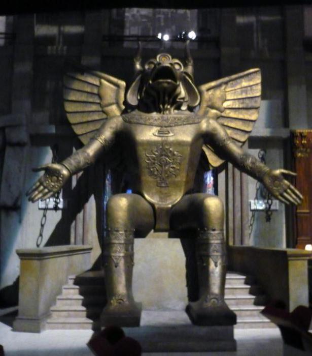 moloch deity