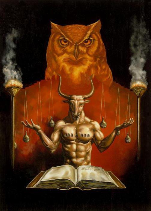 Moloch worship