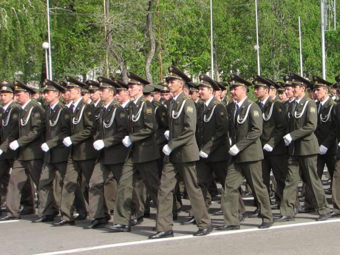 Nakhimov military school