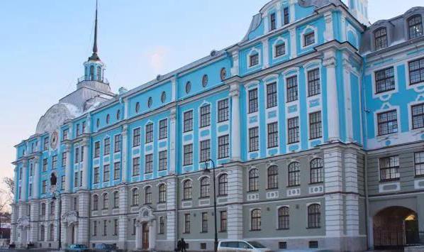 Nakhimov cadet school