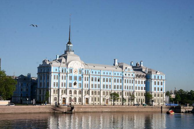 Nakhimov marine school