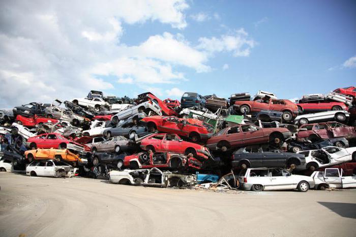 как утилизировать автомобиль без автомобиля