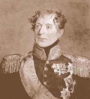 Prince Peter Vyazemsky