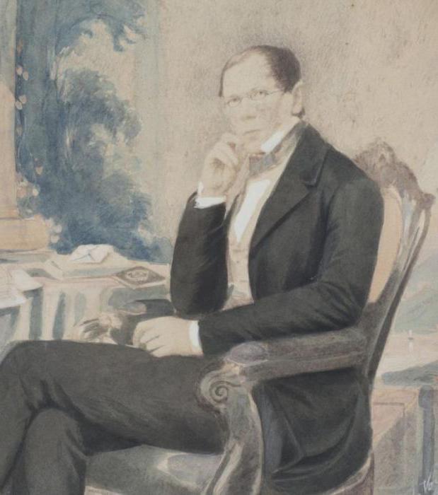 Prince Peter Andreevich Vyazemsky