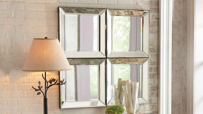Зеркала с фацетом в интерьере: сделайте дизайн любой комнаты светлым, просторным и уютным