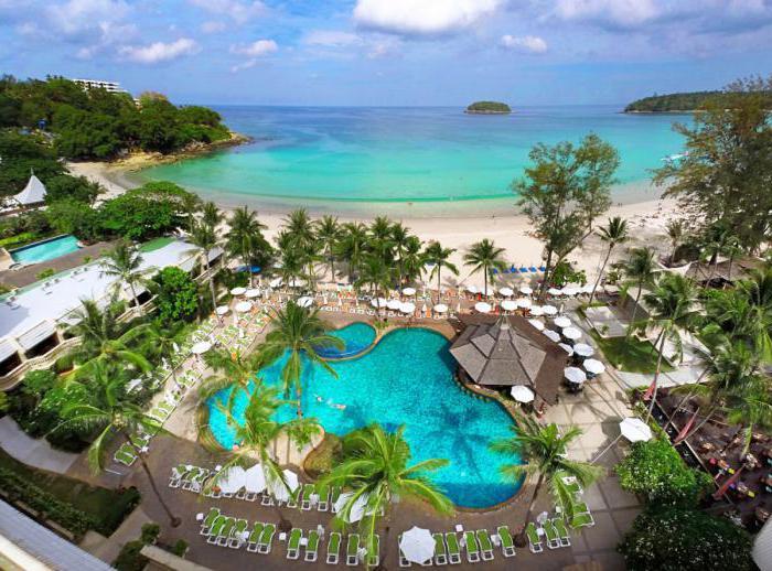 kata beach resort spa 4 thailand phuket