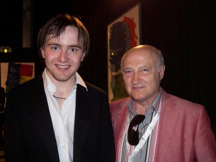 Daniil Trifonov pianist biography