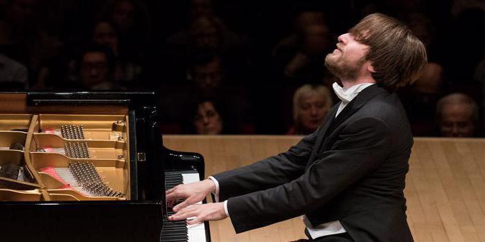 Daniil Trifonov the pianist