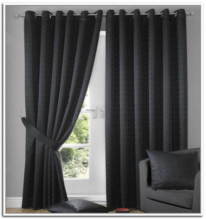 blackout fabric for curtains