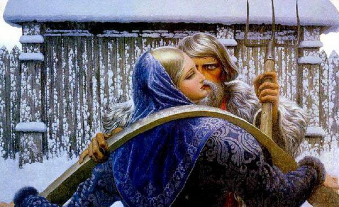 Прекрасные картины руского художника бориса ольшанского
