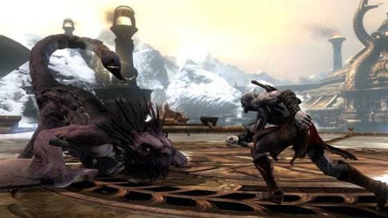 Kratos mythology god of war