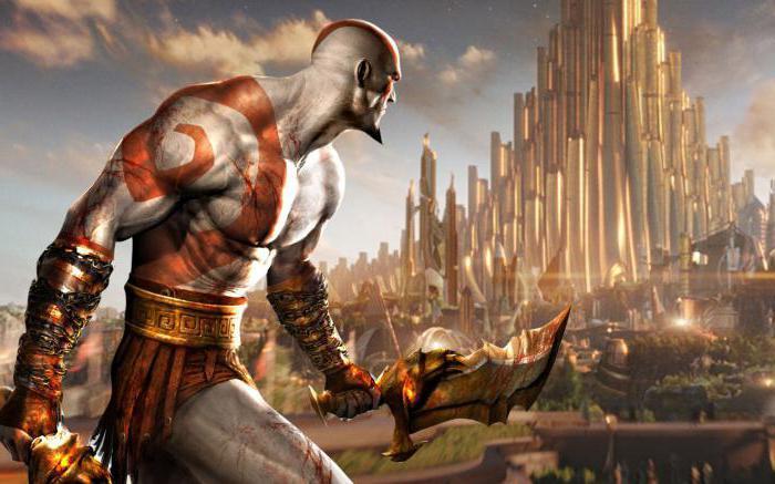 who is kratos in greek mythology