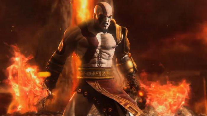 Kratos mythology