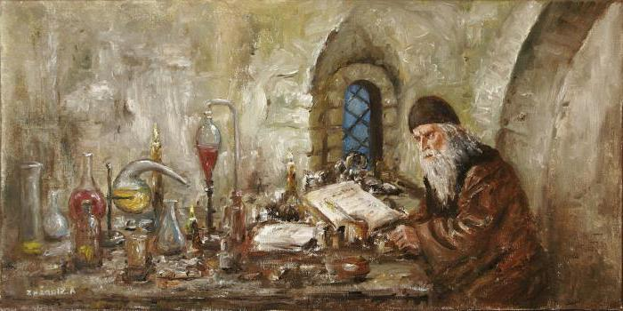 alchemy science or magic